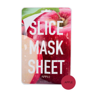 Slice mask sheet(5枚)/ココスター リンゴ