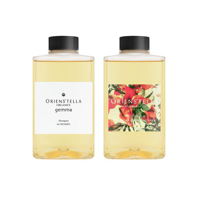 gemma ORGANICS Shampoo(300ml)WOMEN/ORIENS'TELLA